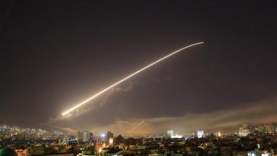 """مصدر خاص لـ """"نداء بوست"""": غارات شرق حمص الأخيرة لم تكن إسرائيلية"""