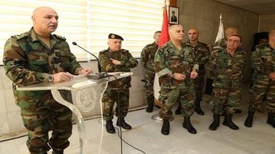عاجل  الجيش اللبناني: الجندي مُطلق النار على المتظاهرين خلال أحداث الطيونة أُحيل إلى التحقيق.