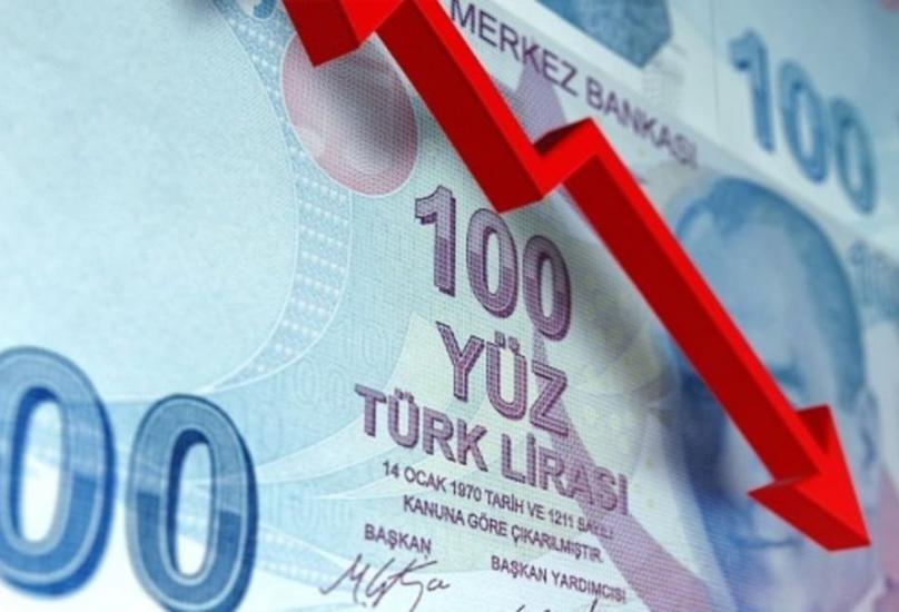انخفاض كبير في أسعار صرف الليرة التركية مقابل الدولار الأمريكي