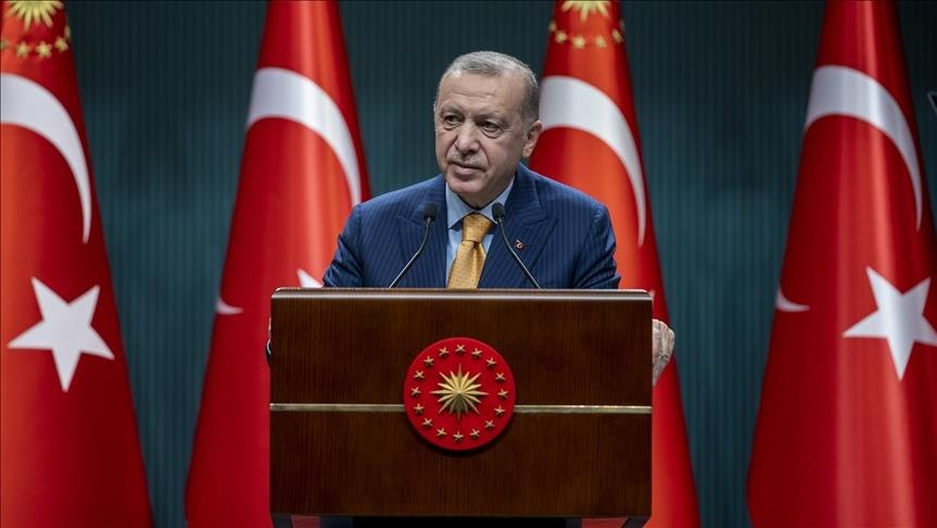 """""""أردوغان"""" يبعث رسالة إيجابية لإدارة """"بايدن"""""""