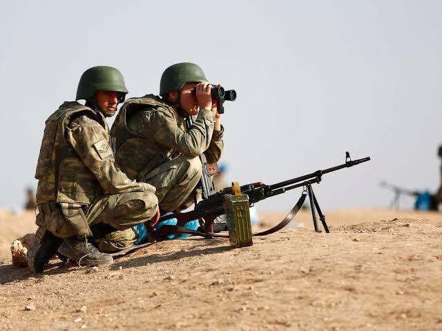 """وزارة الدفاع التركية تستعرض نتائج عملية """"درع الربيع"""" في إدلب"""