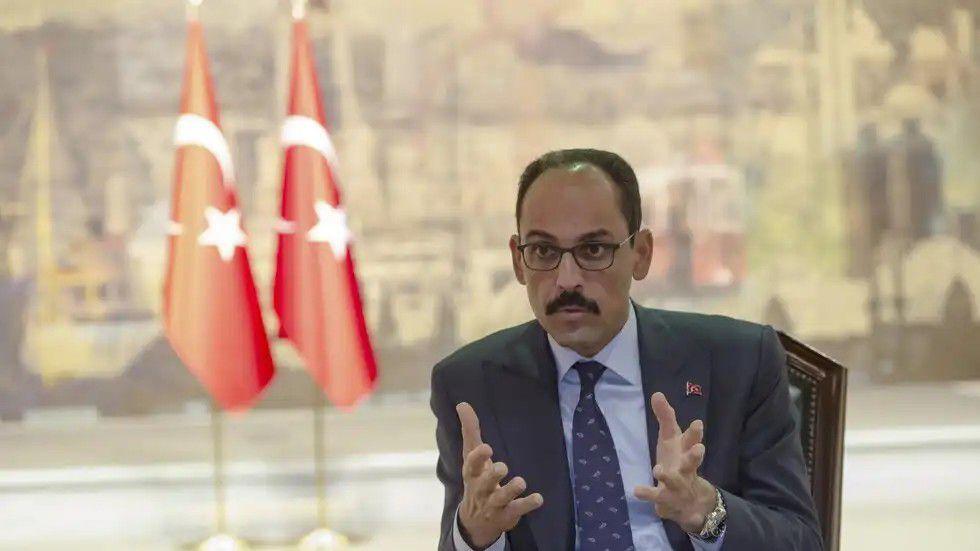 الرئاسة التركية: النظام السوري سبب أزمة الهجرة
