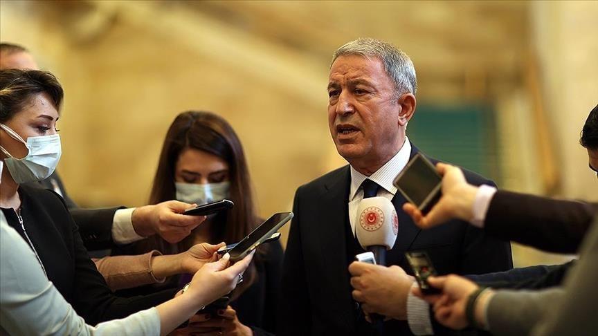 """مباحثات """"تركية - روسية"""" حول إدلب.. و""""آكار"""" يعلن التوصل لاتفاق"""