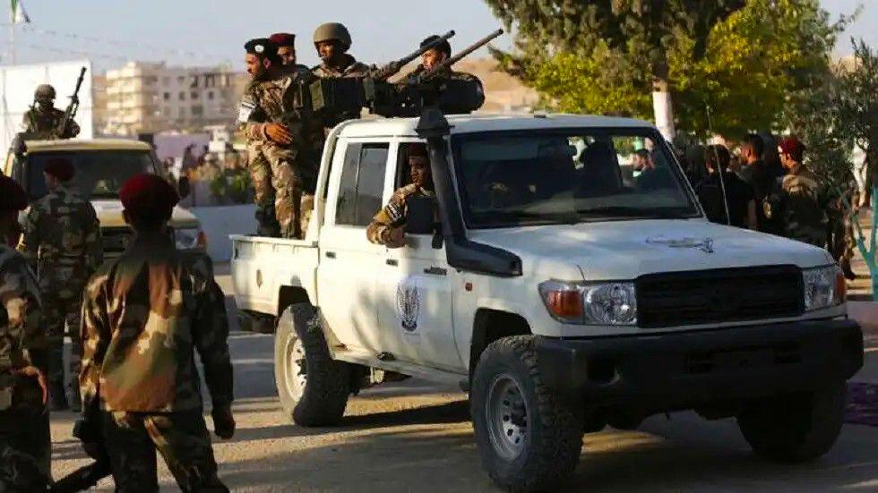 """""""الجيش الوطني"""" ينفذ هجوماً ضد """"قسد"""" شمال حلب"""