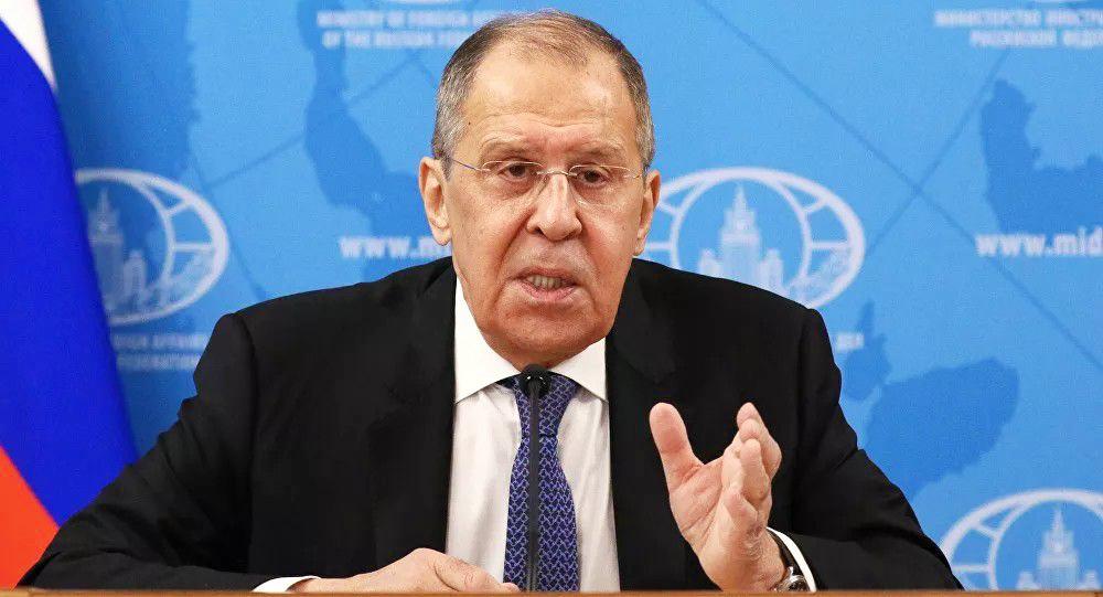 """""""لافروف"""" ينتقد الموقف الغربي من سوريا ويتحدث عن اتفاق جديد"""