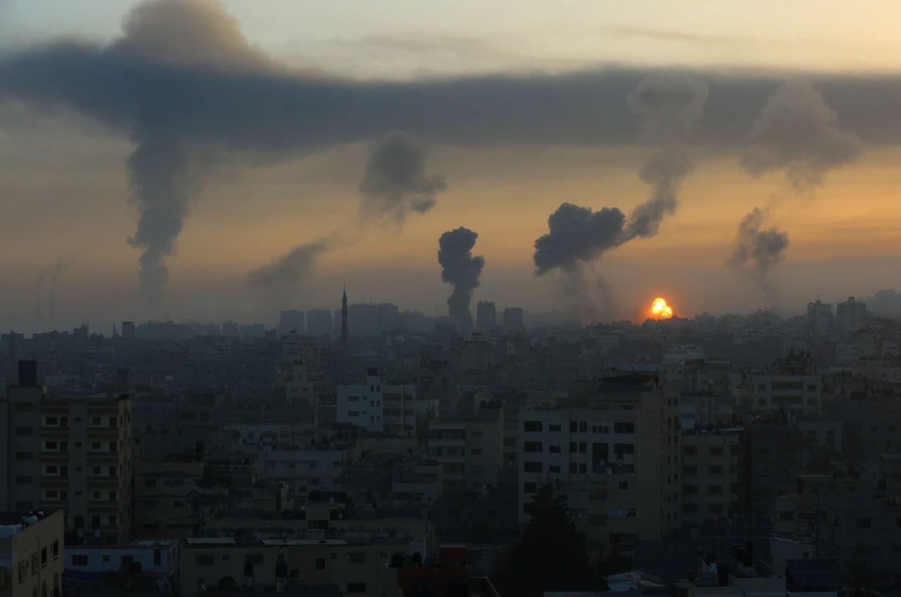 أكثر من 100 ضحية بينهم 31 طفلا نتيجة القصف الإسرائيلي على غزة