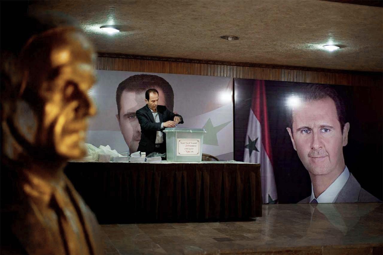 """خلافات داخل عائلة """"الأسد"""" بسبب الانتخابات الرئاسية"""