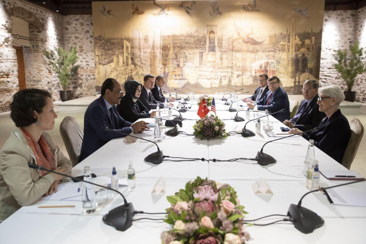 """تفاهم جديد بين إدارة """"بايدن"""" وتركيا حول سوريا"""