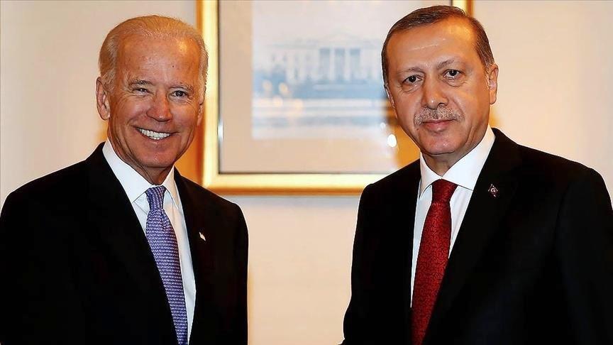 """واشنطن: الملف السوري على أجندة لقاء """"بايدن"""" و""""أردوغان"""""""