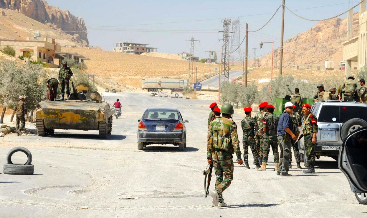النظام السوري يستعد لتنفيذ حملة أمنية في حلب