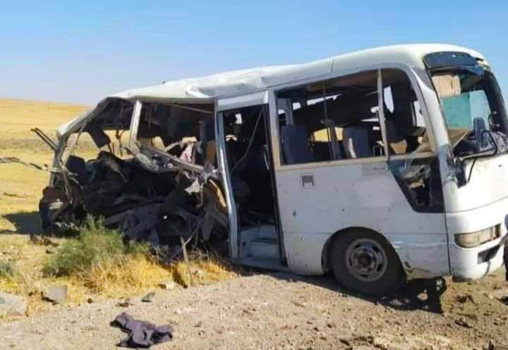تفجير في حماة يوقع 15 قتيلاً وجريحاً من قوات النظام السوري