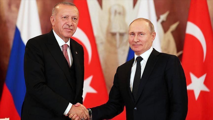 """""""بوتين"""" و""""أردوغان"""" يبحثان ملف إدلب هاتفياً.. و""""الكرملين"""" تكشف ما اتفقا عليه"""
