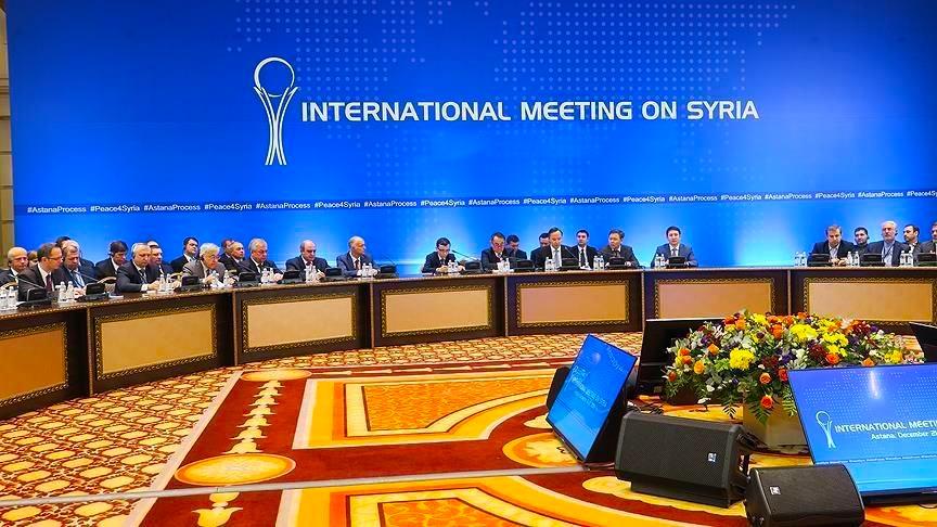 """روسيا وكازاخستان تعلنان موعد الجولة القادمة من محادثات """"أستانا"""" حول سوريا"""