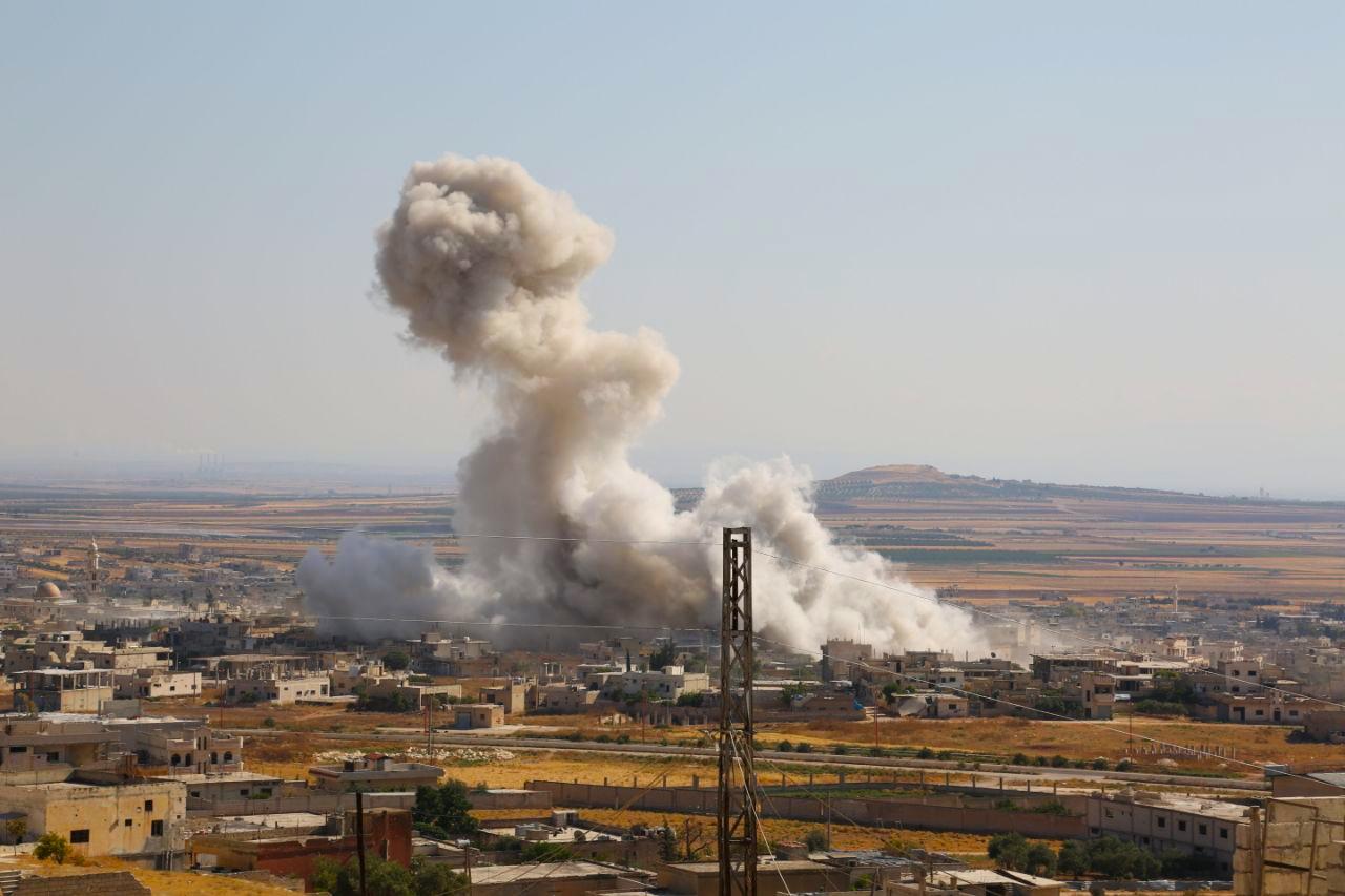 مركز دراسات يوضح أسباب التصعيد في إدلب
