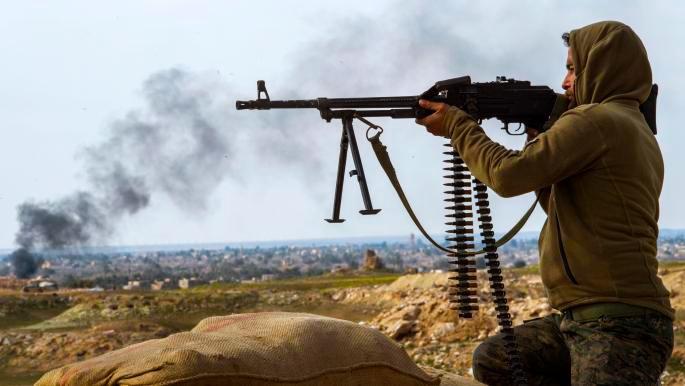 """أين وصلت عمليات تنظيم """"داعش"""" في سوريا.. وما هي مناطق انتشاره؟"""