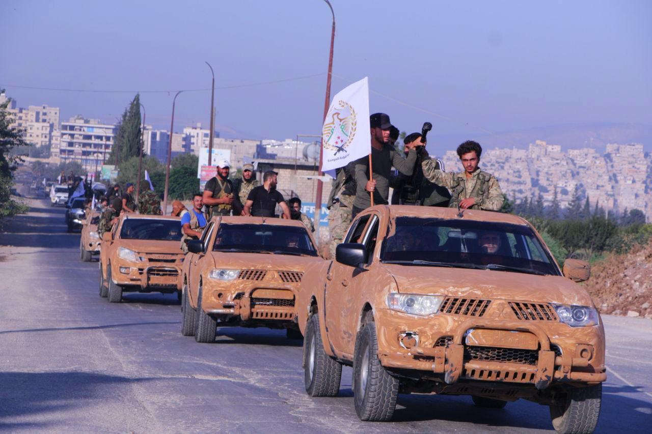 """غرفة عمليات """"عزم"""".. ضبط الأمن أم فرض أمر واقع شمال حلب؟"""