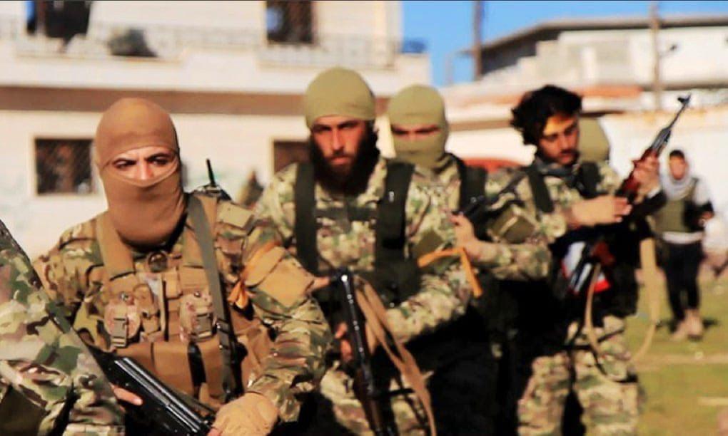 مستقبل المقاتلين الأجانب في سورية