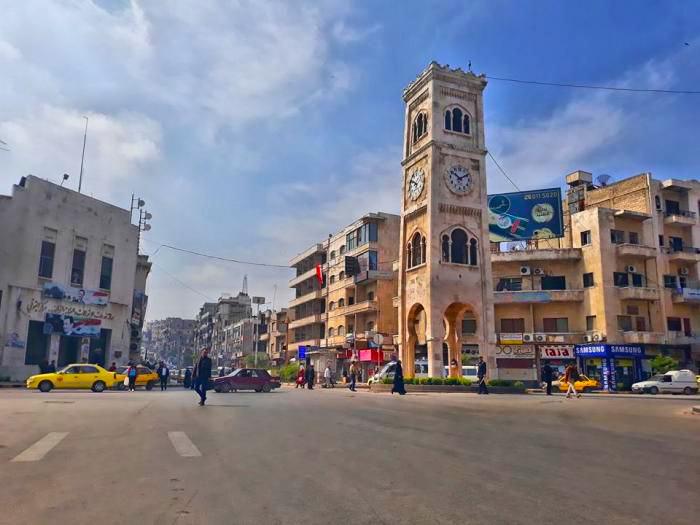 مقتل وإصابة 12 شخصاً بمشاجرة في مدينة حماة