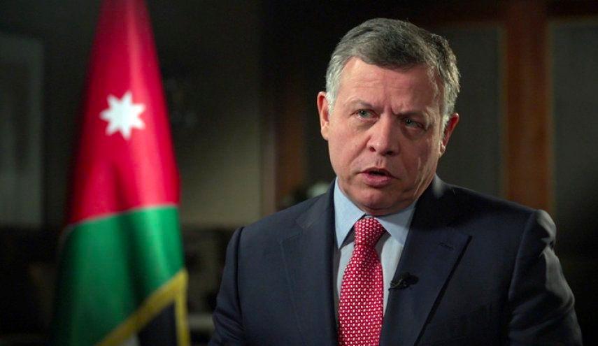 ملك الأردن: نهدف إلى عودة سوريا للحضن العربي
