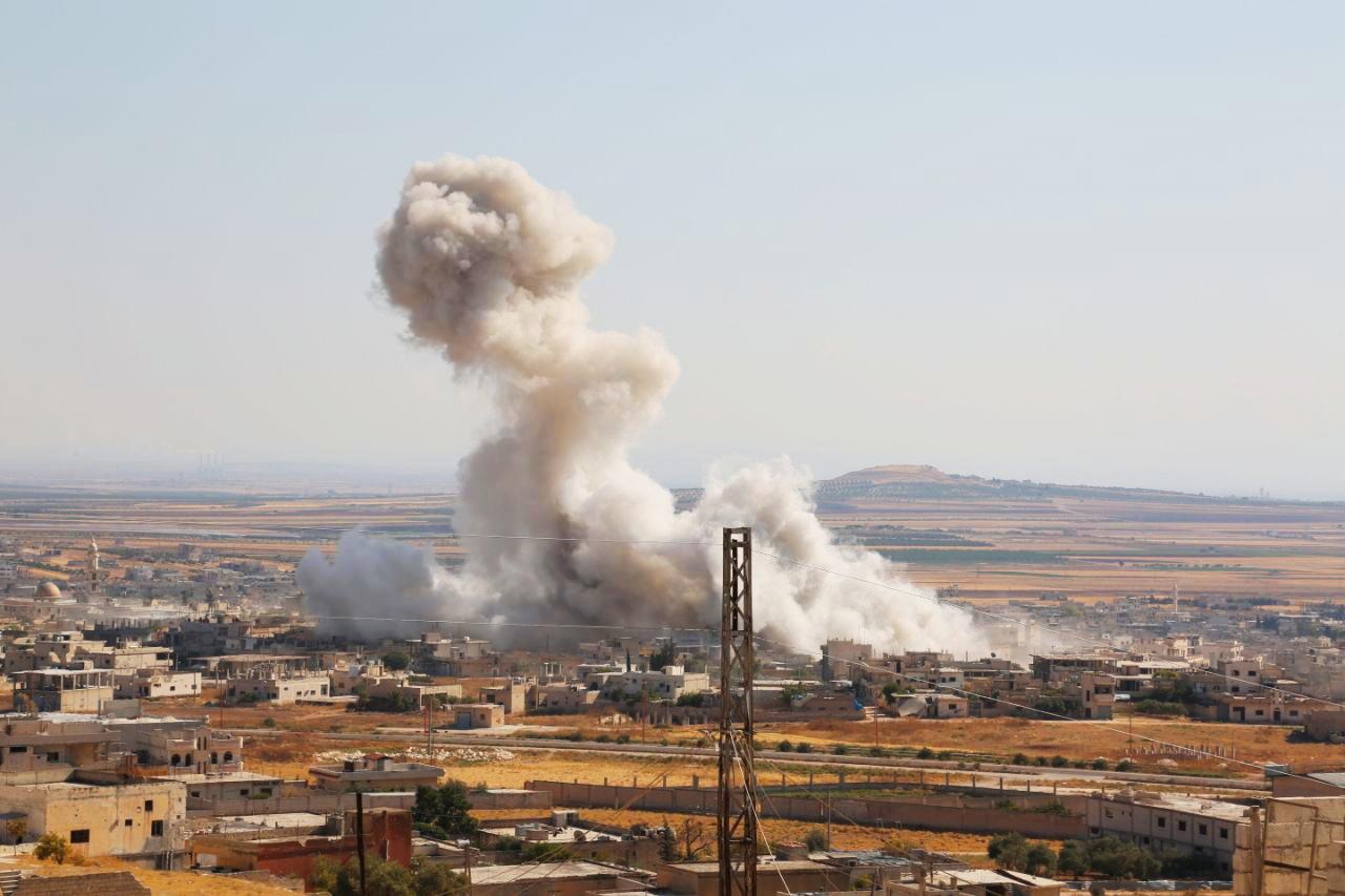 النظام السوري يستمر في انتهاك هدنة إدلب.. ومطالبات لتركيا بالتحرك