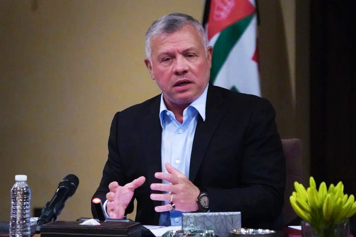 ملك الأردن: النظام السوري باقٍ ولا عودة قريبة للاجئين