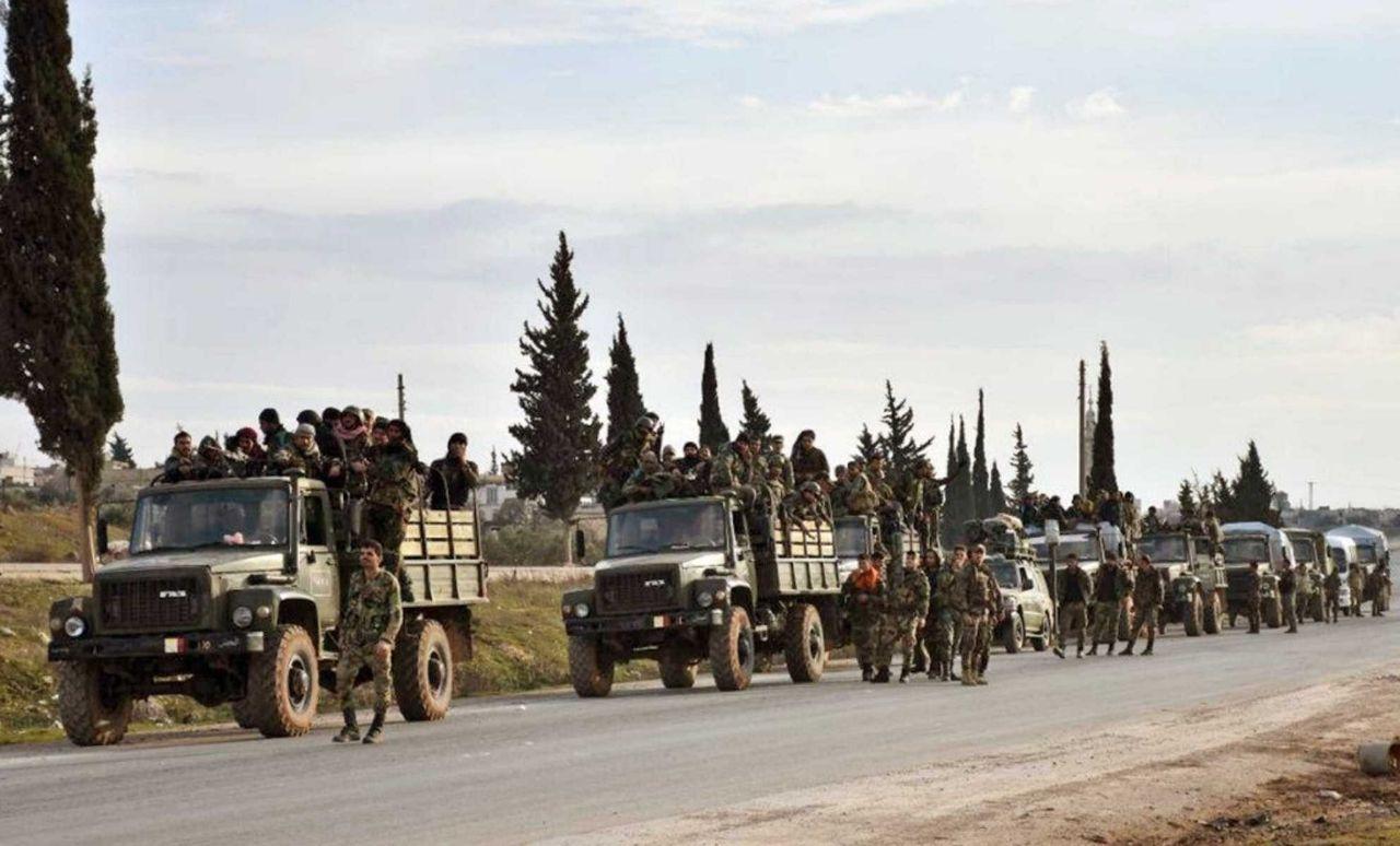 """النظام السوري يدفع بقواته إلى """"مصياف"""" غرب حماة.. وقيادي في """"الفرقة 25"""" يحذر من مواجهة مفتوحة"""