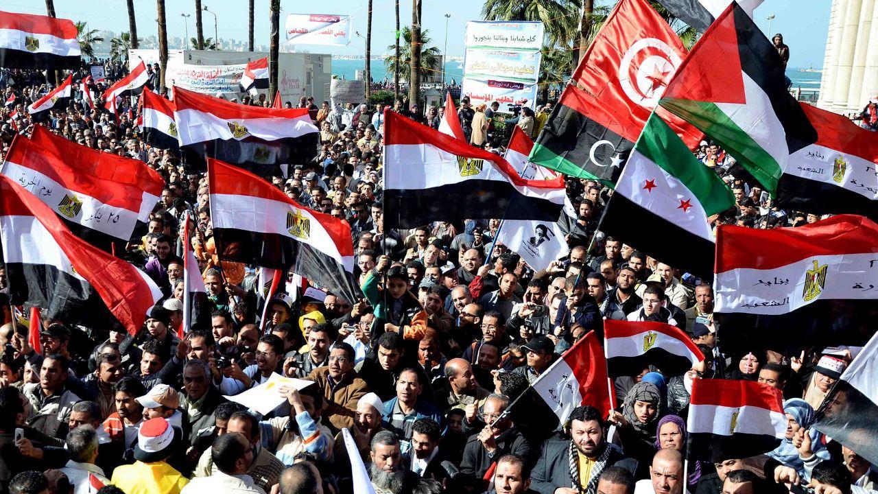 معهد الولايات المتحدة للسلام: الربيع العربي لم ينتهِ بعد وما حدث قبل 10 سنوات مجرد بداية