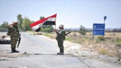 قوات الأسد تواصل إزالة حواجزها العسكرية من قرى درعا