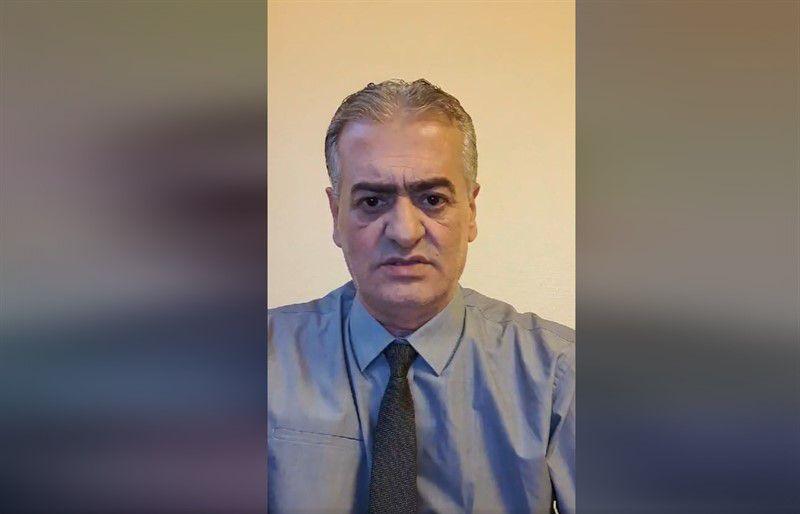 """ما قصة لقاء """"أيمن رضا"""" و""""الشرتح"""" في دمشق؟ (فيديو)"""