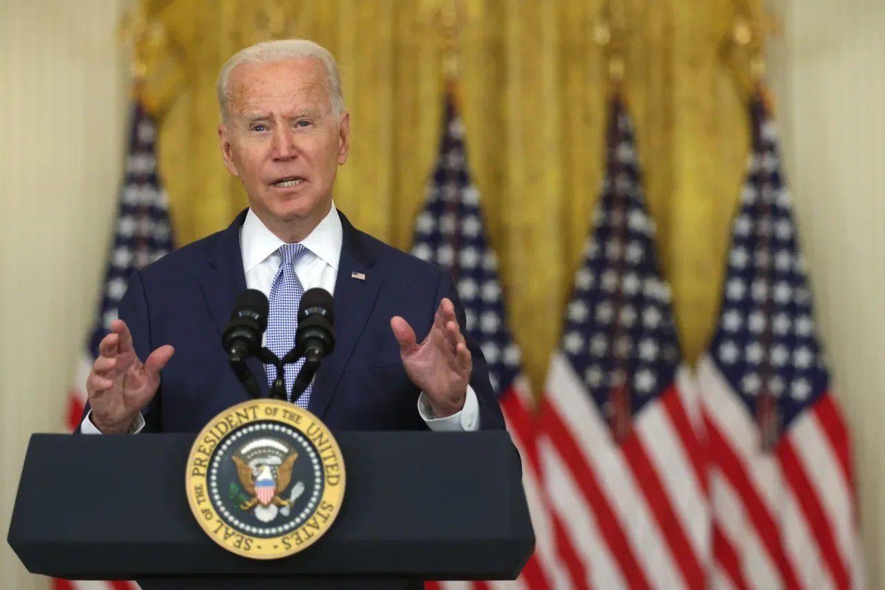 بايدن: ما حدث في أفغانستان لم يكن متوقعاً