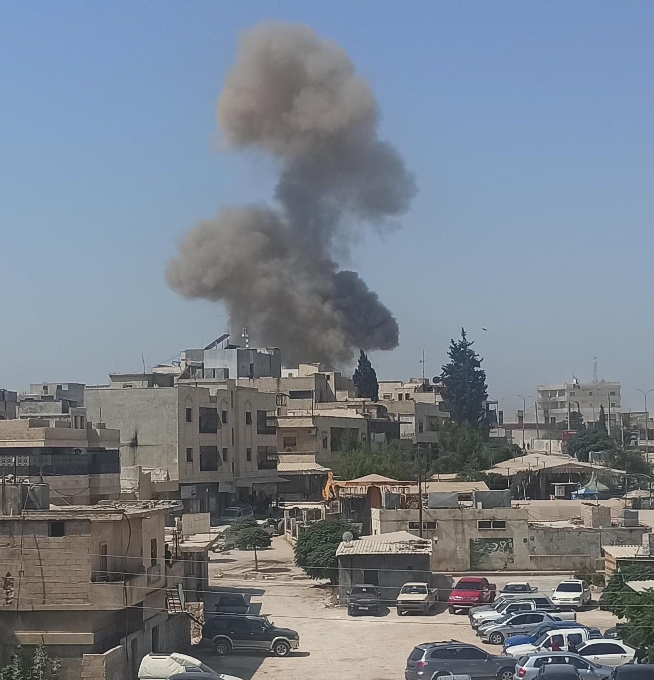 أكثر من 500 تفجير في مناطق الجيش الوطني خلال 3 أعوام