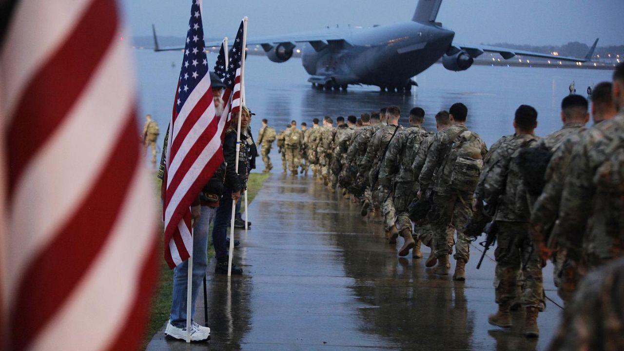 واشنطن تضع شرطاً لإتمام الانسحاب من أفغانستان