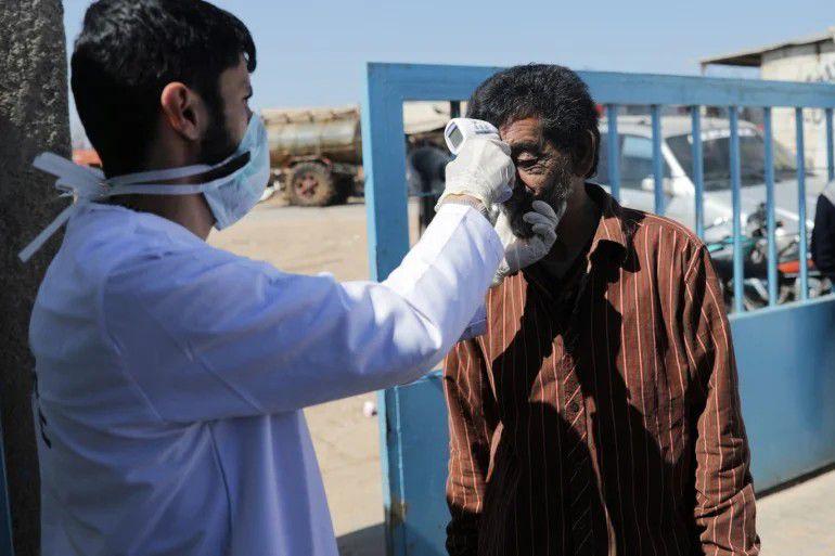 """مئات الإصابات الجديدة بفيروس """"كورونا"""" في الشمال السوري"""