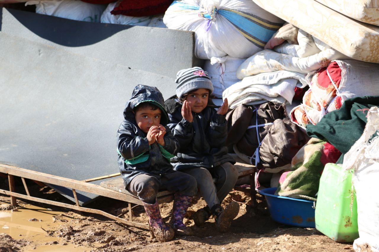 يونيسف: ما يقارب 60 مليون طفل بين لاجئ ونازح في العالم
