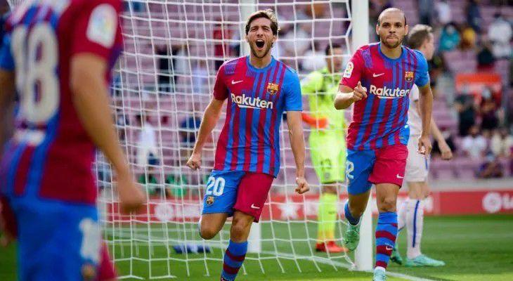 """""""برشلونة"""" ينجو من تعثّر جديد في """"الليغا"""""""