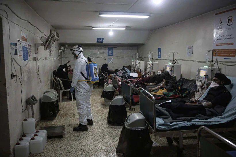 """1262 حالة """"كورونا"""" جديدة في مدن شمال غربي سوريا وبلداته"""