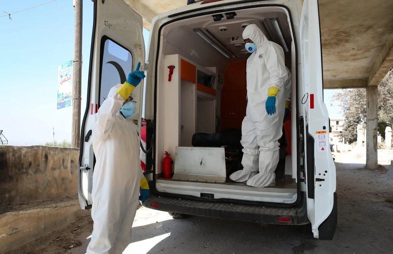 أكثر من 6 آلاف إصابة بفيروس كورونا شمالي سورية خلال أسبوع