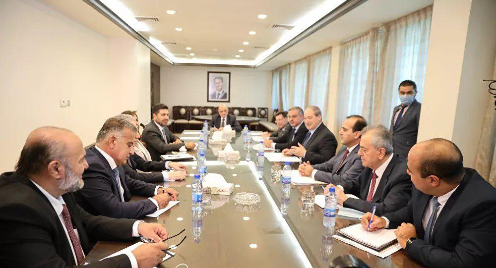 """مصادر رسمية لبنانية لـ""""نداء بوست"""": زيارة الوفد الوزاري إلى سورية لها أبعاد أخرى"""