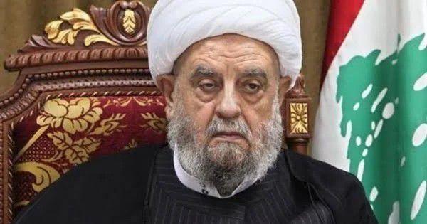 رحيل عبد الأمير قبلان رئيس المجلس الشيعي الأعلى في لبنان