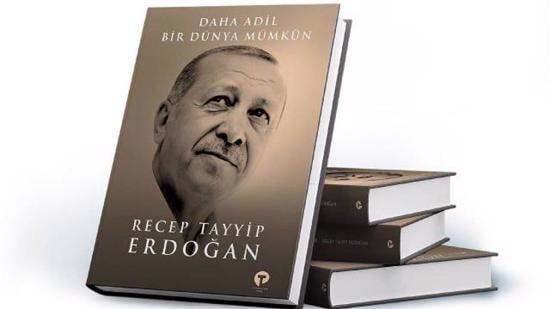 أردوغان في كتاب جديد: العالم أكبر من خمس دول
