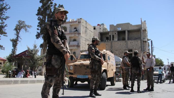الجيش الوطني يُوقِف خلية لترويج المخدرات في عفرين