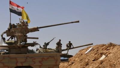 """مُواجَهات مسلَّحة بين """"حزب الله"""" والأمن العسكري في القلمون الغربي"""