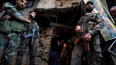 قوات الأسد تمشط منازل المدنيين في درعا