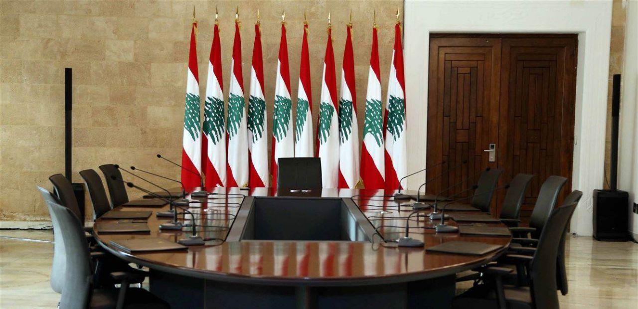 التوزيع السياسي لوزراء الحكومة اللبنانية الجديدة (إنفوغراف)
