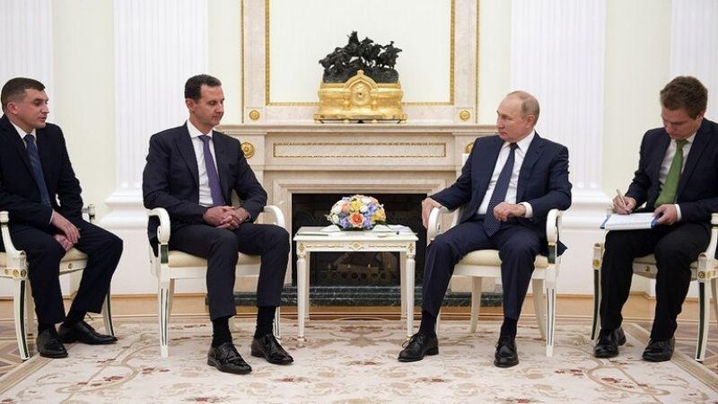 الأسد وبوتين.. ماذا عمّا وراء الصورة؟