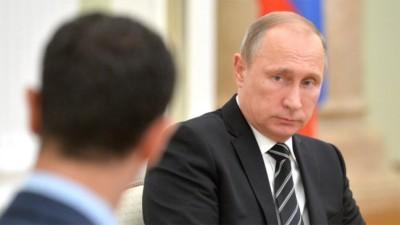 """د. يحيى العريضي: بوتين """"مرشداً"""" للأسد"""