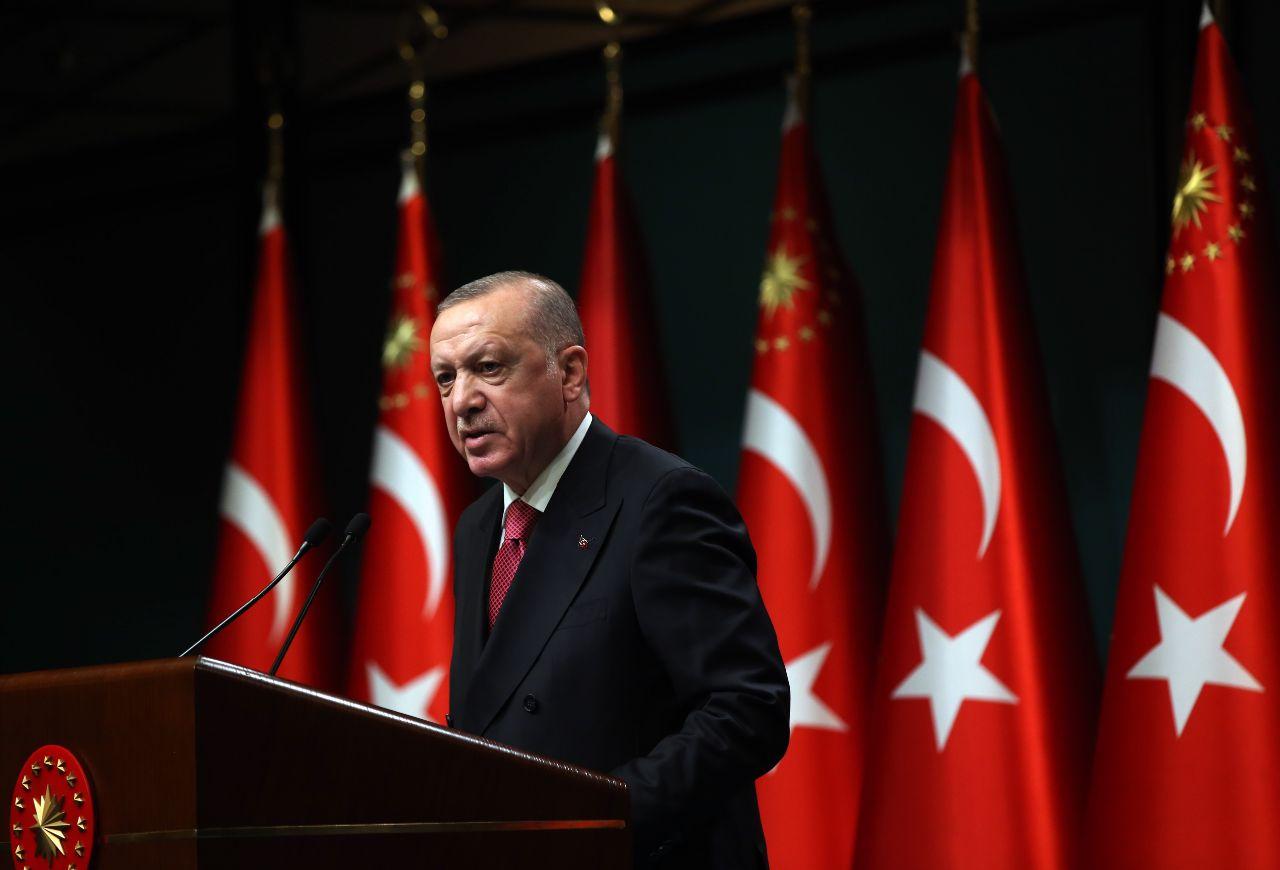 أردوغان يقترح رفع عدد الأعضاء الدائمين في مجلس الأمن