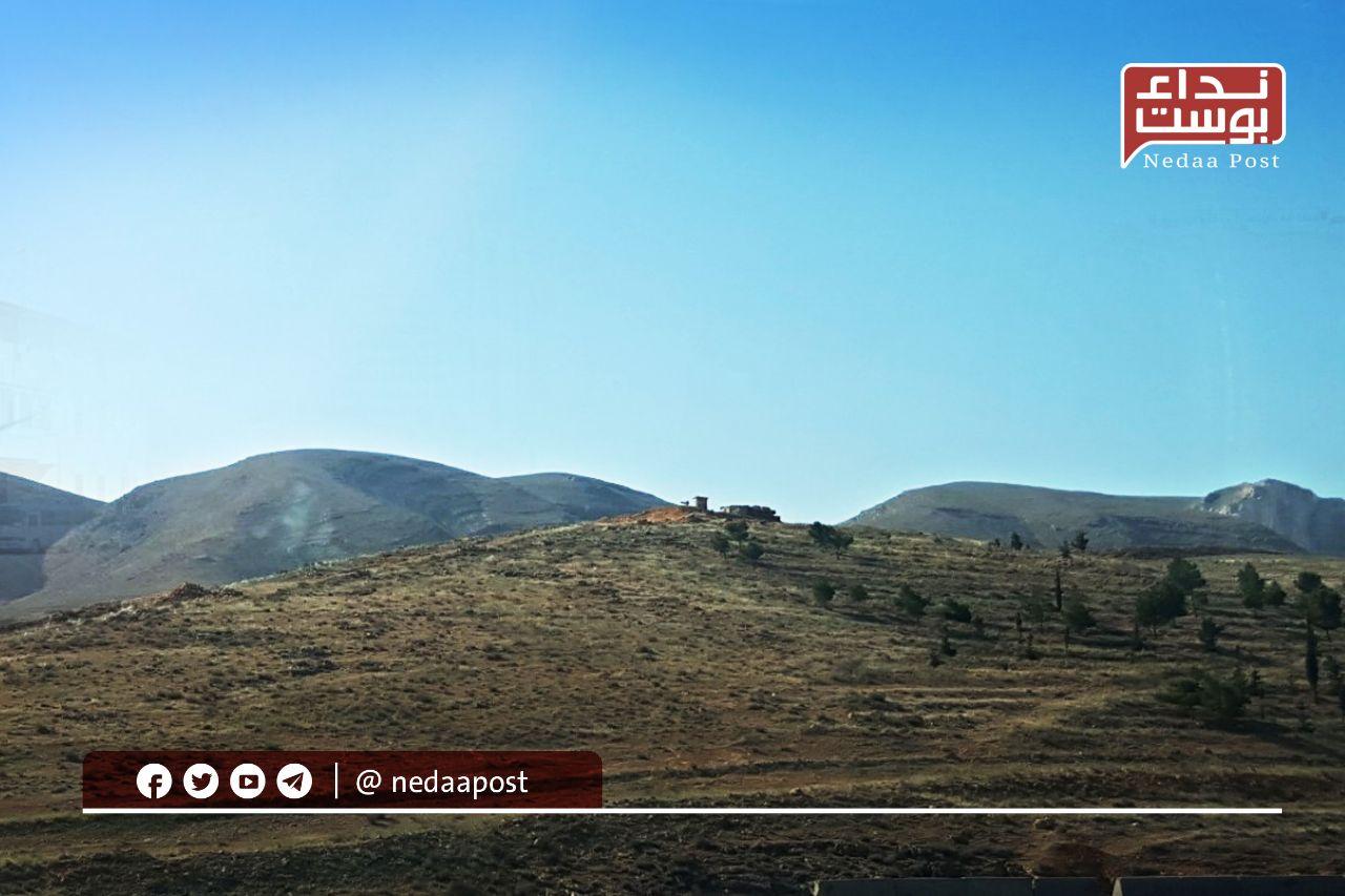 جبل العمور.. غارات روسية تستهدف ريف حمص