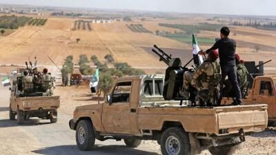 """الجيش الوطني ينفذ هجوماً ضد """"قسد"""" في """"عين عيسى"""""""
