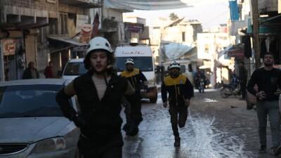 الدفاع المدني يكشف حصيلة التدخل الروسي في سورية